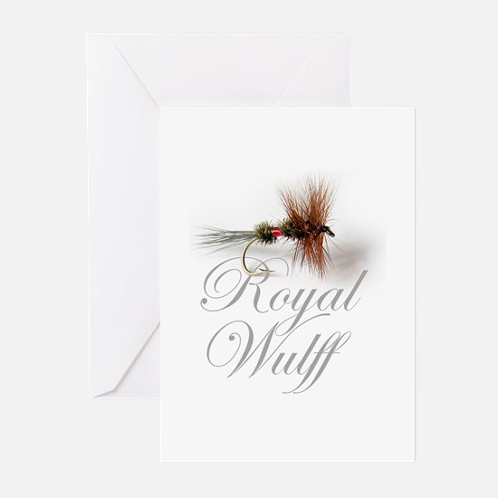 Wulff script Greeting Cards (Pk of 10)