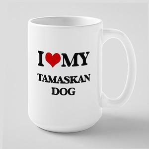 I love my Tamaskan Dog Mugs