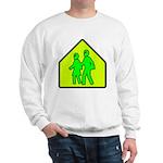 Alien School Xing Sweatshirt