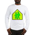 Alien School Xing Long Sleeve T-Shirt
