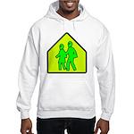 Alien School Xing Hooded Sweatshirt
