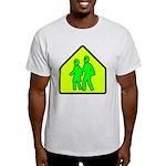 Alien School Xing Light T-Shirt