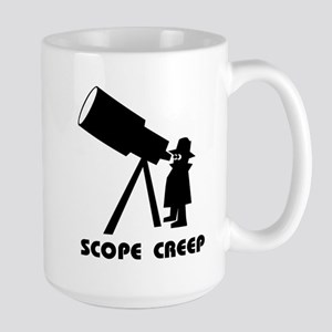 Scope Creep Large Mug