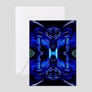 Azurite Malachite Greeting Cards
