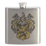 Wiess Crest Flask