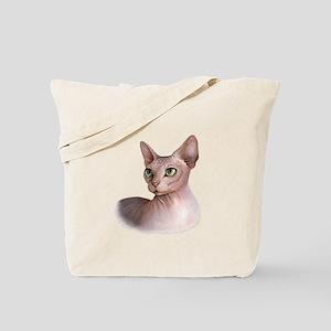 Cat 578 sphinx Tote Bag