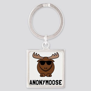 Anonymoose Keychains