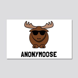Anonymoose Wall Decal