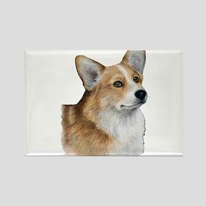 Dog 89 Corgi Magnets