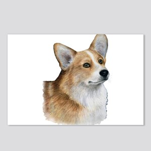 Dog 89 Corgi Postcards (Package of 8)
