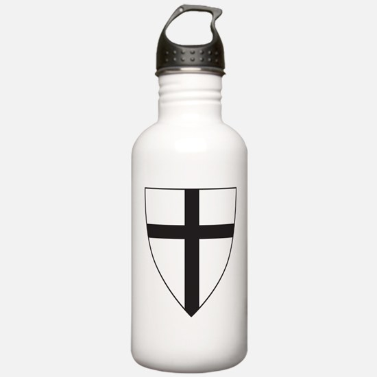 Coat of arms of the Teutonic Order Water Bottle