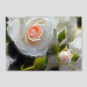 Rose_2014_1102 5'x7'Area Rug