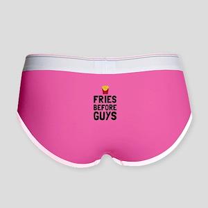 Fries Before Guys Women's Boy Brief