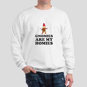 Gnomies Are My Homies Sweatshirt