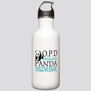 Cute Panda Stainless Water Bottle 1.0L