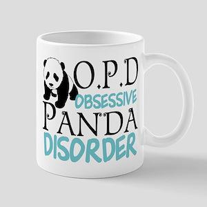 Cute Panda Mug Mugs
