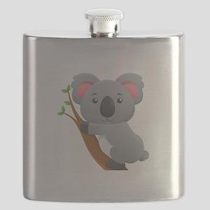 Koala Bear Flask