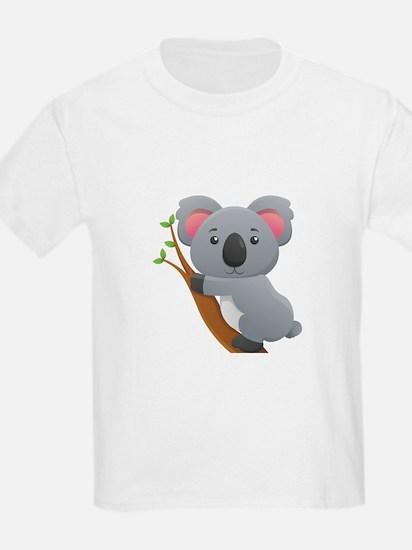 85651116 Funny Koala Cartoon Kid's Clothing   Funny Koala Cartoon Kid's ...