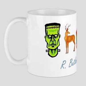 Frankly My Dear - Rhett Butler Mug