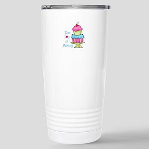 The Joy Of Baking Travel Mug