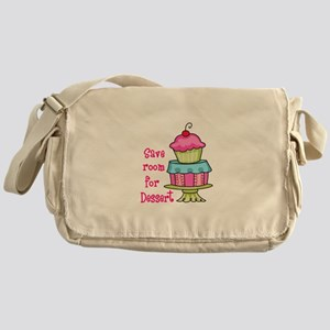 Save Room For Dessert Messenger Bag