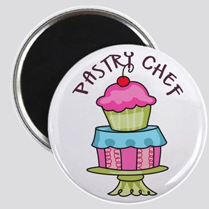 Pastry Chef Magnets