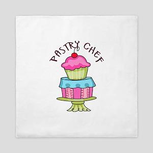 Pastry Chef Queen Duvet