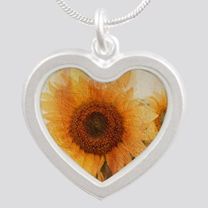sunflowers Necklaces