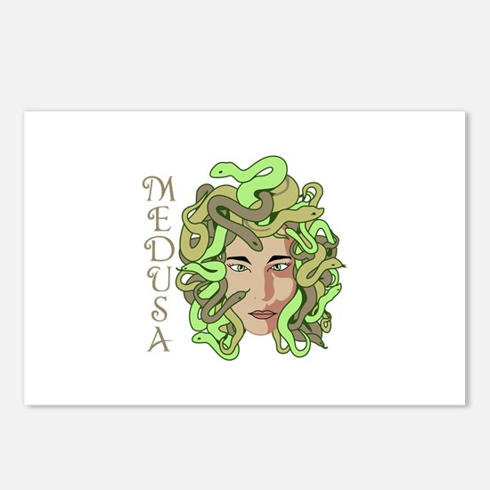 MEDUSA Postcards (Package of 8)