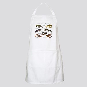 Newts of the World Apron