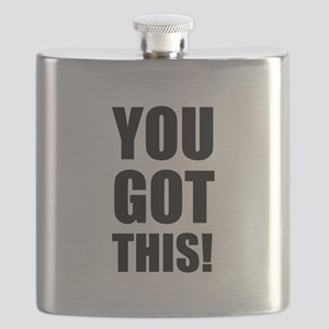 You Got This Flask