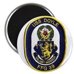 USS DOYLE Magnet