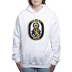 USS DOYLE Women's Hooded Sweatshirt