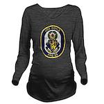 USS DOYLE Long Sleeve Maternity T-Shirt