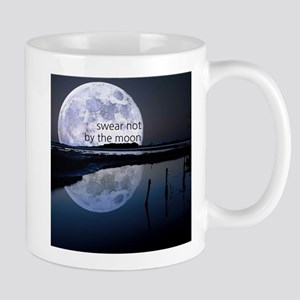Swear Not By The Moon Mugs