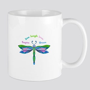 INSPIRE DREAM Mugs