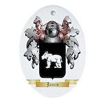 Jamin Ornament (Oval)