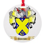 Jamieson Round Ornament