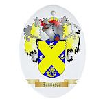 Jamieson Ornament (Oval)