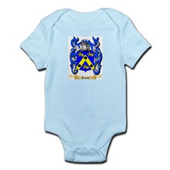 James Infant Bodysuit