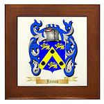 James Framed Tile
