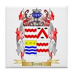 James (Ballycrystal) Tile Coaster