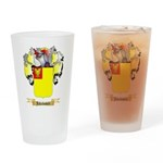 Jakubowitz Drinking Glass