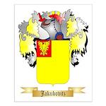 Jakubovitz Small Poster