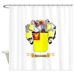 Jakubovits Shower Curtain