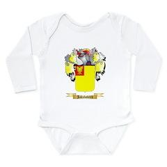 Jakubovitch Long Sleeve Infant Bodysuit