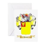 Jaksic Greeting Cards (Pk of 10)