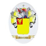 Jakovljevic Ornament (Oval)