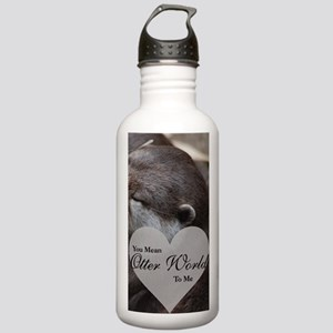 You Mean Otter World T Stainless Water Bottle 1.0L