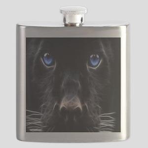 Black panther Flask